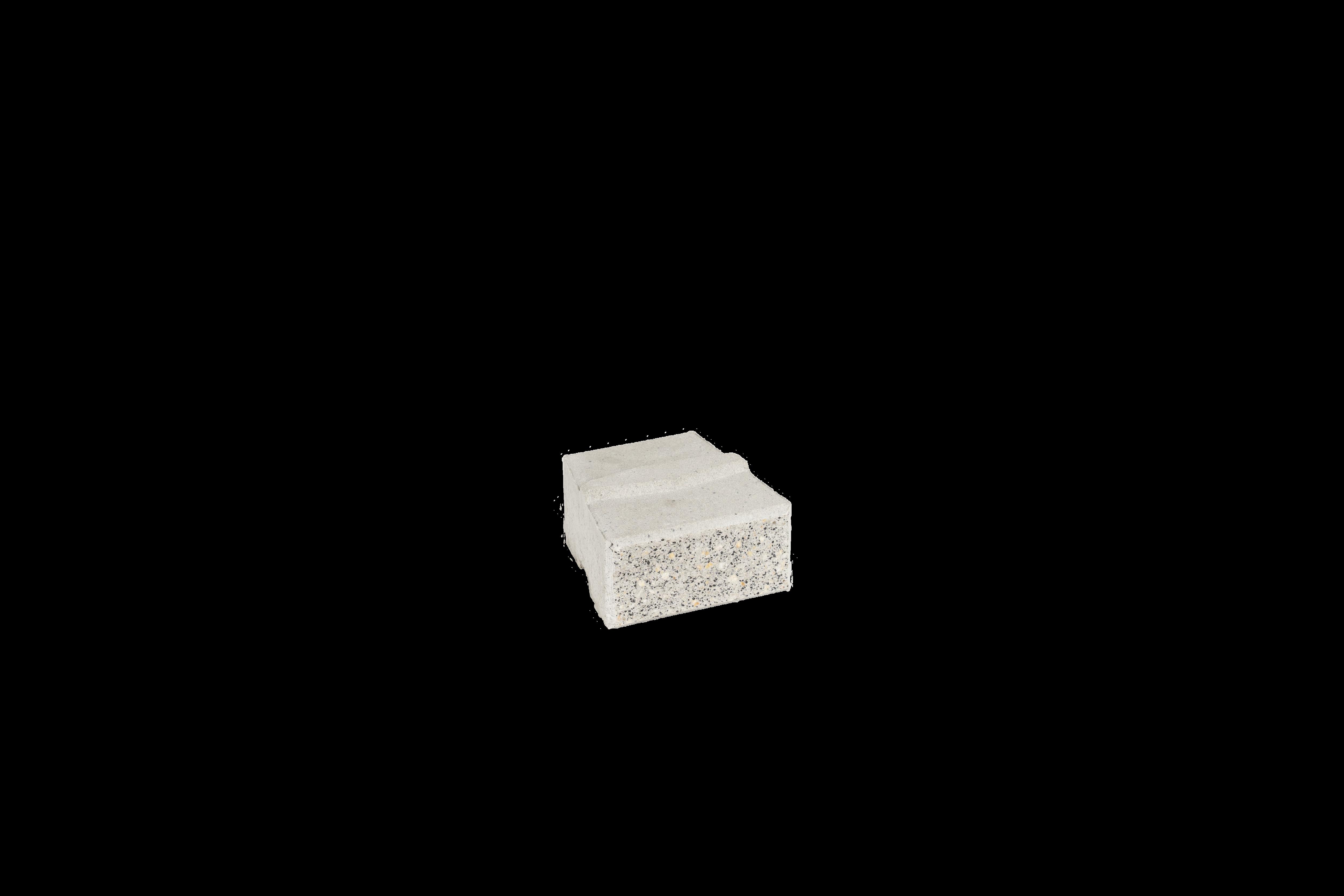 6965 Stackwall Normalstein Granit Hellgrau Kopie